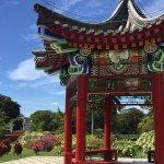 Pagoda in Chinese garden