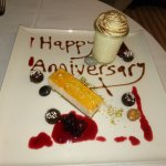 our personlized desserts