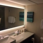 The rooms are legitimately luxurious. Perfect for business travel.