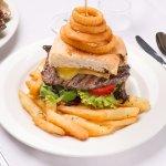 Standpipe Steak Sandwich