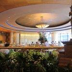 Hotel's dining room