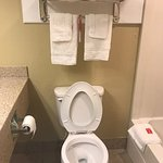 So glad I found this place!! Such friendly staff! Super nice entry way! Rooms are good also! New