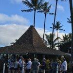 Gazebo Restaurant at Napili Shores Foto