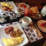 Photo de Caramel Restaurant at Kamuela Villas Sanur