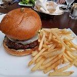 $31 truffle burger