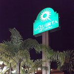 LaQuinta and palm trees ... great combination!