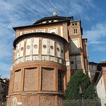 The monastery of the Church of Santa Maria delle Grazie was completed in 1469.
