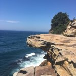 Bondi to Coogee Beach Coastal Walk Foto