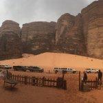 Photo of Wadi Rum Natural Wonder