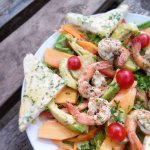 Fresh & French - The Douala Salad