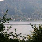 Bild  am Bodensee von Südseite Bodman