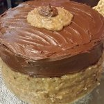 sometimes you just need cake...try our fabulous German Chocolate Cake..it doesn't last long..