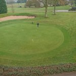 golf pole