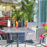 Hotel Du Lac – Terrasse
