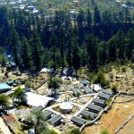 Ariel View of Kinner Camps