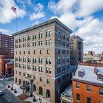 Hotel Indigo Baltimore Hotel exterior downtown