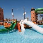 Aqua Park - Kids area