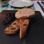 Foie (muy recomendable, ¡es buenísimo!)