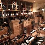 The red wines cellar!