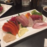 assorted sashimi - some of the freshest I've ever had!