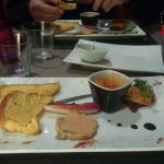 déclinaisons de foie gras