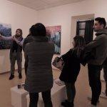 In visita presso Air The Gallery