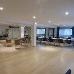 Salon Bleu 148 m²