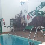 Apartment block 1 pool