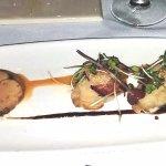 """Shrimp & Pork Confit """"Dumplings"""""""