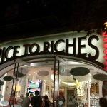 Rice to Riches at Night