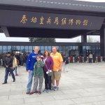 Day trip to Terracotta Warriors Xi'an
