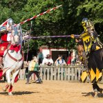 Step back in time at the Scarborough Renaissance Festival in Waxahachie.