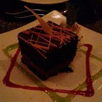Chocolate Peppermint Schnapps Cake ($7.95)