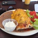 Breakfast burrito was amazing!! Service was great food amazing!!