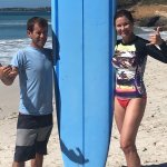 Surfing with Mita Aventuras!