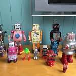 The fun robot collection