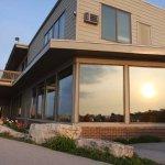 Waters Edge Restaurant - great lake view