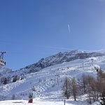 Amazing views at Grand Montets!