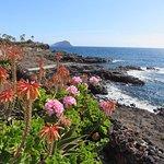 Coastal walk from the resort
