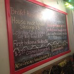 Open for dinner THU-FRI and every other Saturday with a menu that changes based on fresh product