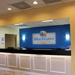 Rentals booked directly through BlueWater check-in onsite in our front lobby!