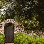 Formal Garden Gate