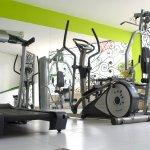 Area de ejercicios