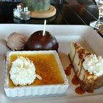 The Indecision Dessert Sampler