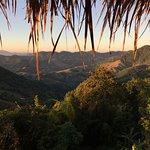blick über die Berge von Doi Mae Salong