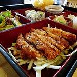Katsu Tempura Lunch Bento