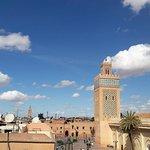 Vue sur les minarets