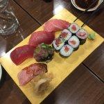 Mixed tuna