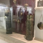 The Four Sephardic Synagogues - Judaica on display.