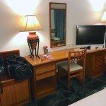 Comfortable spacious room